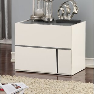 Orsi 2 Drawer Nightstand by Brayden Studio