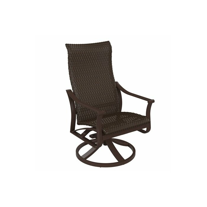 Outstanding Corsica Woven High Back Swivel Chair Download Free Architecture Designs Xerocsunscenecom