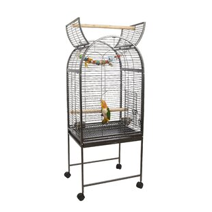 Stamford 1 Cage In Antique By Skyline Cages