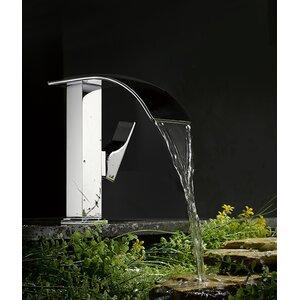 Single Hole Bathroom Waterfall...
