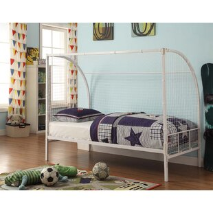 Zoomie Kids Carolyn Kid's Soccer Bed