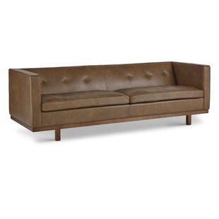 Correia Leather Sofa