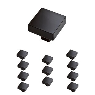 Soft Modern Square Knob (Set of 12)