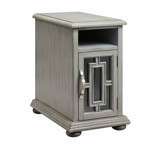 Foltz End Table with Storage by Darby Home Co