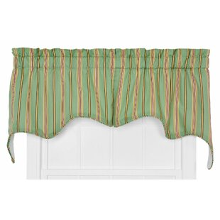 Striped Swag Valances Kitchen Curtains You Ll Love In 2021 Wayfair