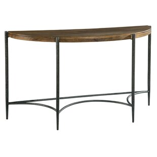 Bolding Demilune Console Table