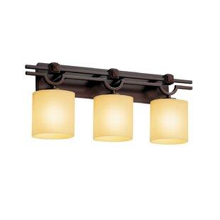 Loon Peak Rieves 3-Light Vanity Light