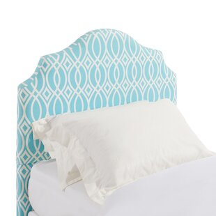Check Prices Feltman Upholstered Panel Headboard by Harriet Bee