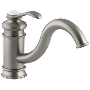 Kohler Fairfax Single-Hole Kitchen Sink Faucet with 9