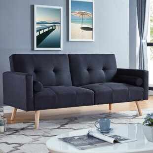Great deal Barragan Convertible Sofa By George Oliver