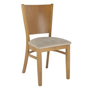 Winston Porter Irons Upholstered Dining Chair (Set of 2)