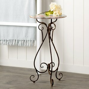 Saxatil End Table by Lark Manor
