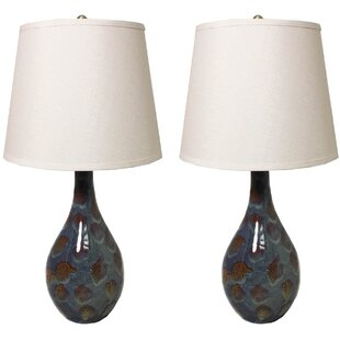 Casa Cortes Malibu Classic 31 Table Lamp (Set of 2)
