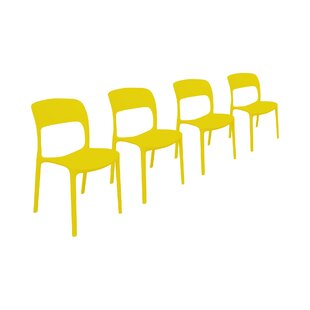Dining Chair Set (Set Of 4) By Symple Stuff