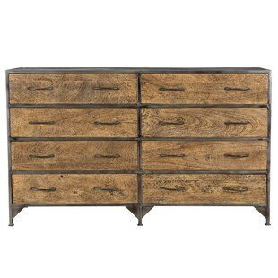 Mariano 8 Drawer Double Dresser by 17 Stories