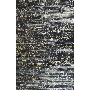 Compare Patchwork Galaxy Stripe Black Area Rug By Modern Rugs