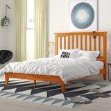 Corcoran Queen Standard Bed by Trule