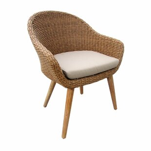 Pentland Garden Chair With Cushion (Set Of 2) Image