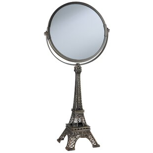 Compare prices Paris Makeup/Shaving Mirror By Wildon Home ®