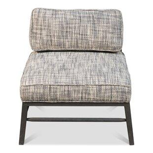 Williston Forge Caple Slipper Chair