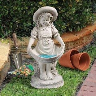 Design Toscano Sophie in Her Sundress Statue