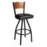 Dale Swivel 30.5 Bar Stool by BFM Seating