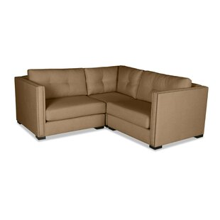 Timpson Buttoned Right and Left Arms L-Shape Mini Modular Sectional Latitude Run
