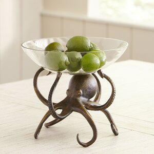 Octopus Fruit Bowl