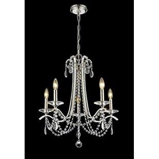 Astoria Grand Barnstormer 5-Light Chandelier