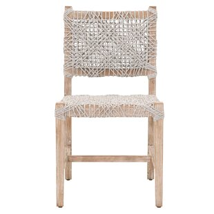 Randal Upholstered Dining Chair (Set Of 2) by Bungalow Rose Wonderful