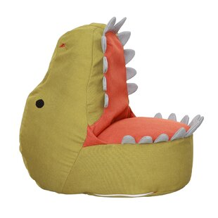 Jurassic Mark Dino Bean Bag by Karla Dubois Top Reviews