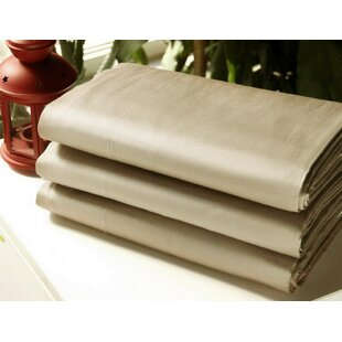 Red Barrel Studio Encline 300 Thread Count 100% Cotton Flat Sheet