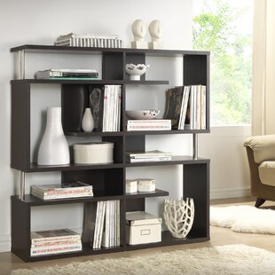 Spicer Geometric Bookcase by E..