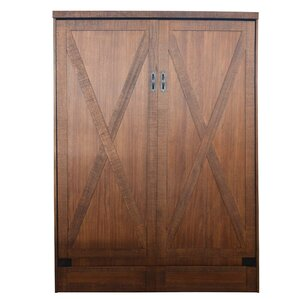 Lafountain Traditional Queen Murphy Bed by Andover Mills
