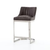 Emelyn 27.5 Bar Stool by Latitude Run