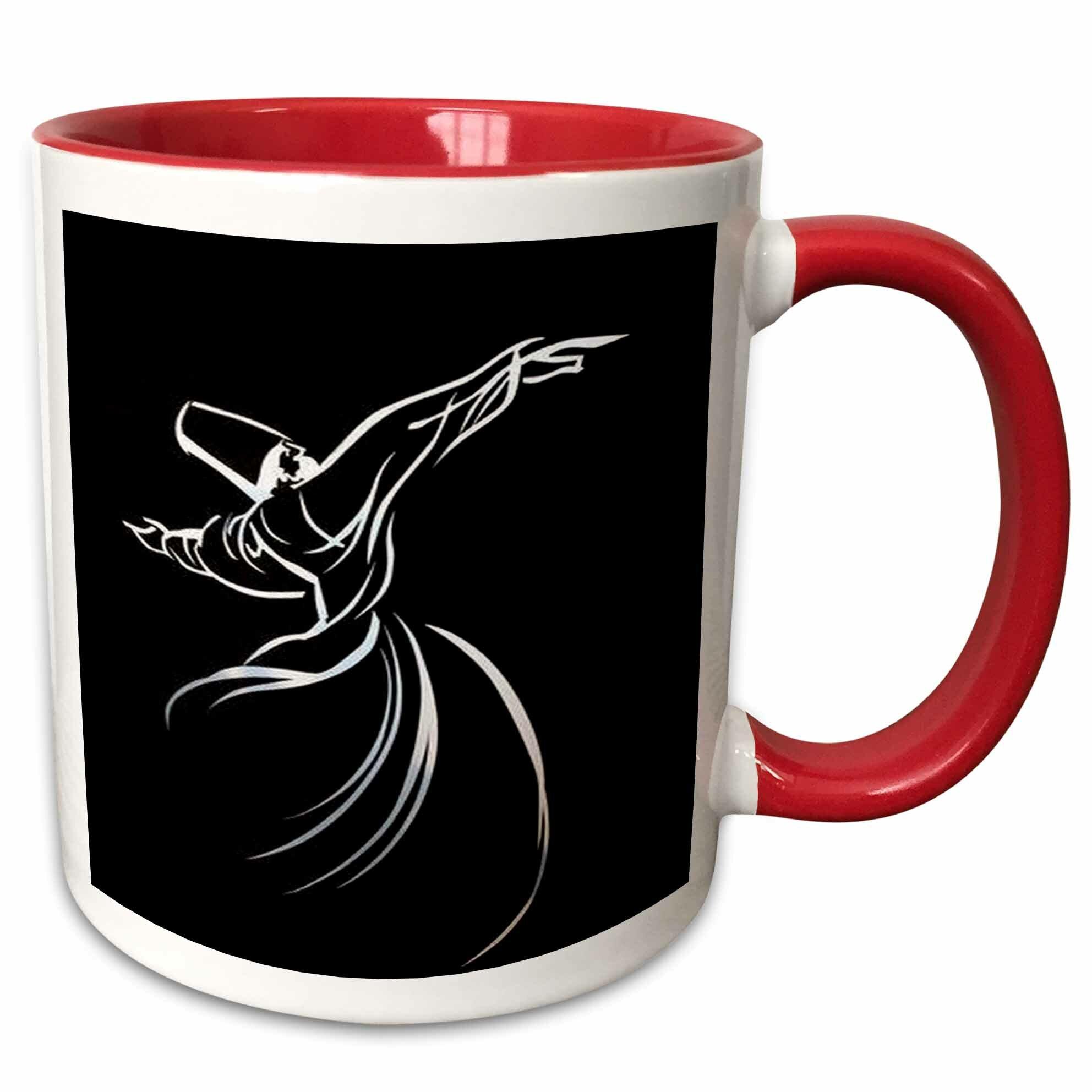 Symple Stuff Schuller Whirling Dervish Coffee Mug Wayfair