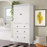 Dania Armoire by Rosecliff Heights