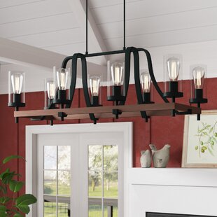 Callison 8-Light Shaded Ch..