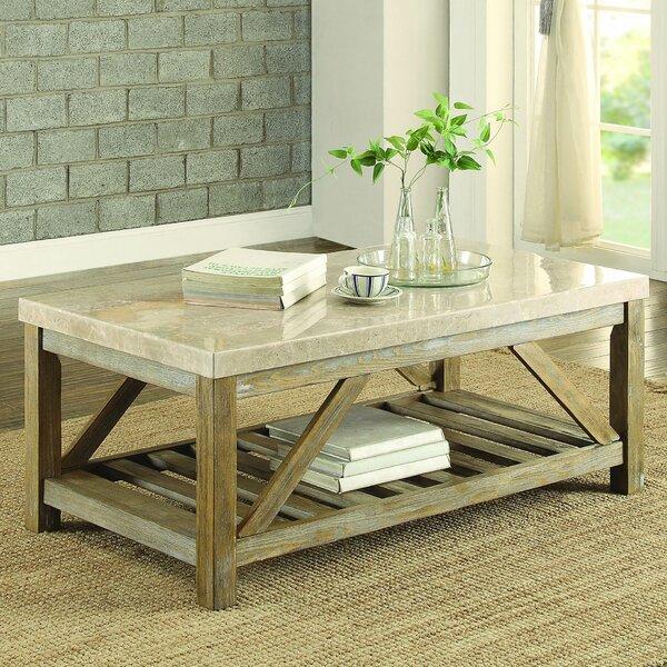 Marble/Granite Top Coffee Tables | Wayfair
