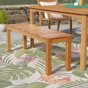Mullican Wooden Picnic Bench