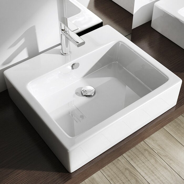 Peachy Brussels 46Cm Countertop Basin Download Free Architecture Designs Viewormadebymaigaardcom