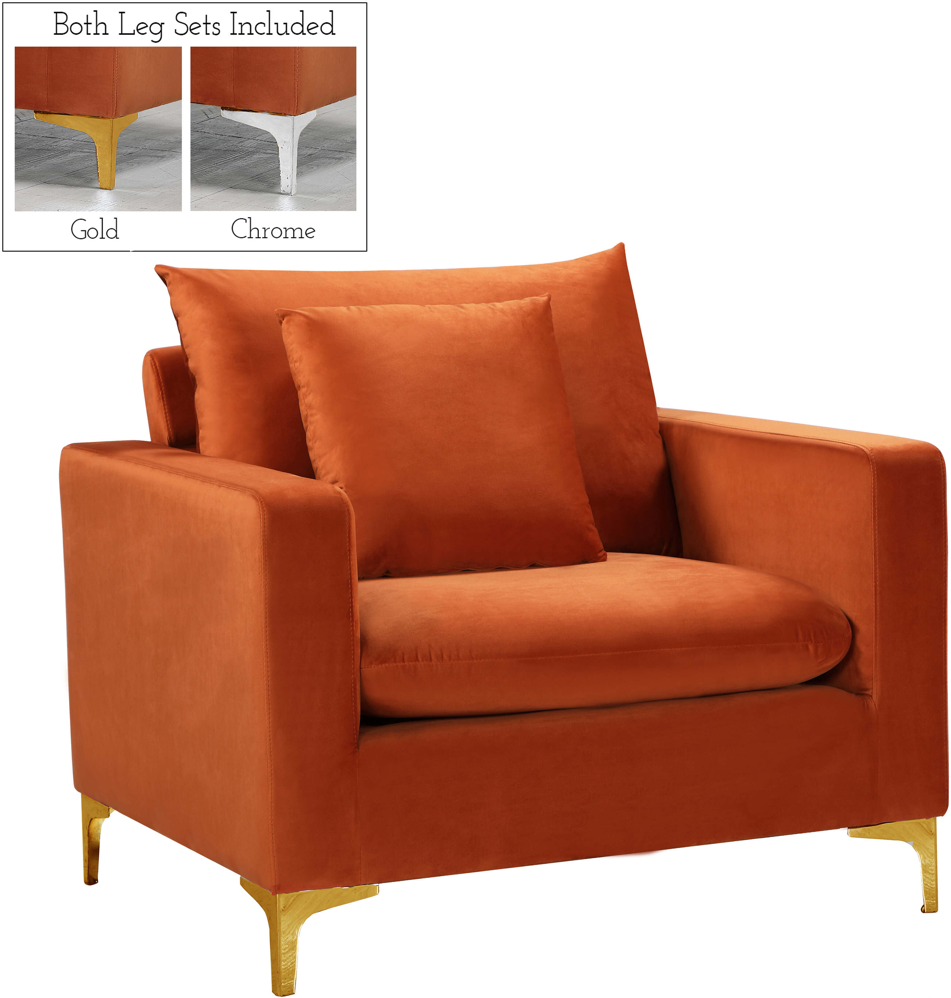 Picture of: Orange Accent Chairs You Ll Love In 2020 Wayfair