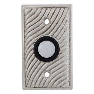 Sanzio Doorbell by Vicenza Designs