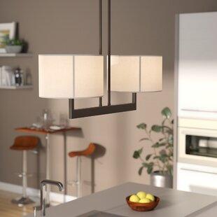 Zipcode Design Mai 2-Light Kitchen Island Pendant