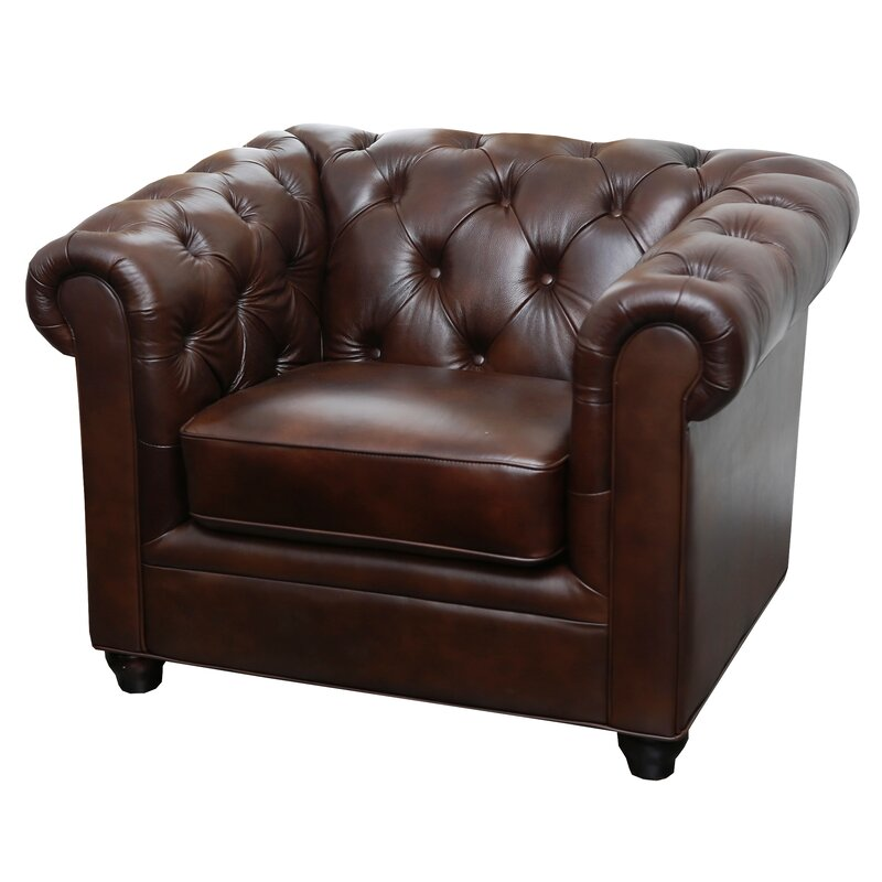 Superbe Harlem Premium Chesterfield Chair