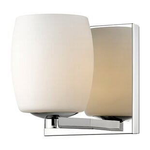 Ebern Designs Rome 1-Light Bath Sconce