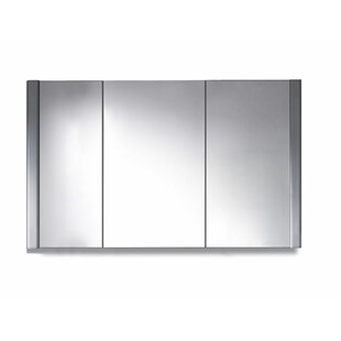 Price Check LM Aluminium Mirror cabinet By Duravit