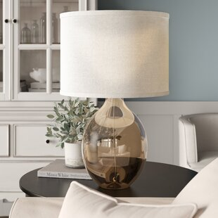 Riverston Glass 26 Table Lamp