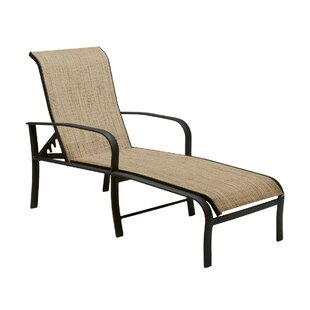 Woodard Fremont Chaise Lounge