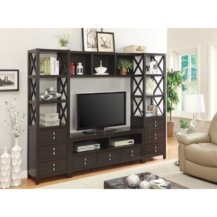 Compare prices Balsamo Entertainment Center for TVs up to 60 by Darby Home Co Reviews (2019) & Buyer's Guide